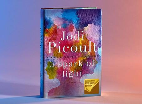 #BOOKSHELFIE: A SPARK OF LIGHT BY JODI PICOULT