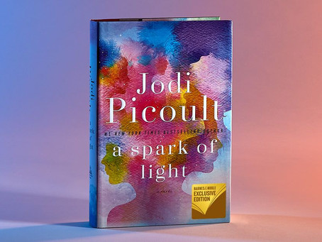 #BOOKSHELFIE: A SPARK OF LIGHT BY JODI PICOULT