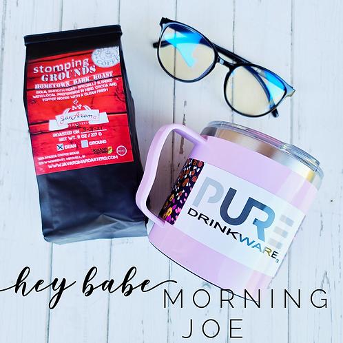 """""""Hey Babe"""" - Morning Joe"""