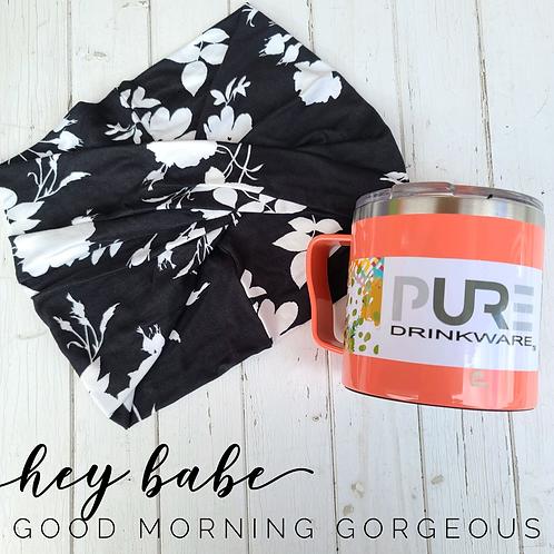 """""""Hey Babe"""" - Good Morning Gorgeous"""
