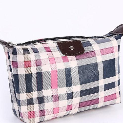Compact Bag - Plaid