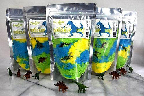 Dinosaur Dirt - Kids Bath Fizz