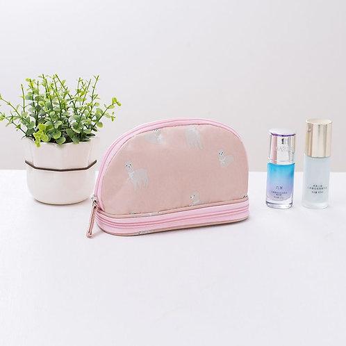 Makeup Bag - Alpaca