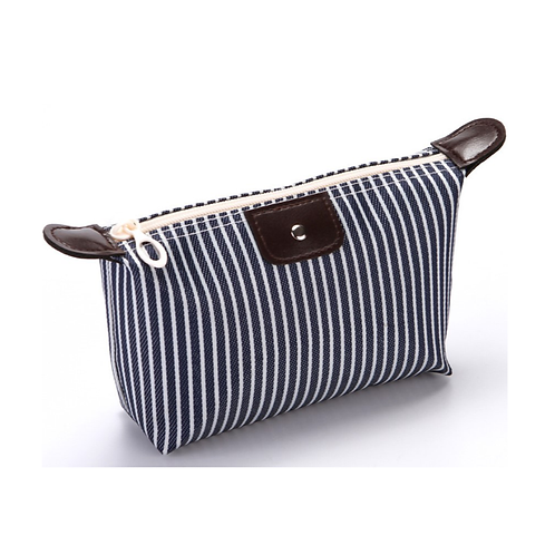 Compact Bag - Black Stripe