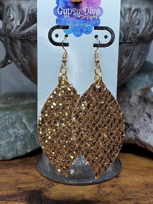 Americana Glitter Earrings
