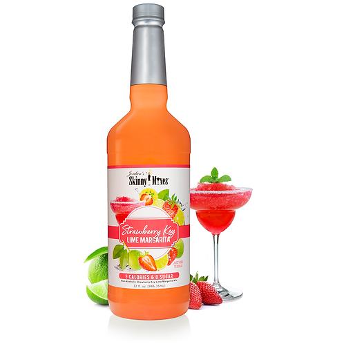 Strawberry Key Lime Margarita Mix Skinny Syrup
