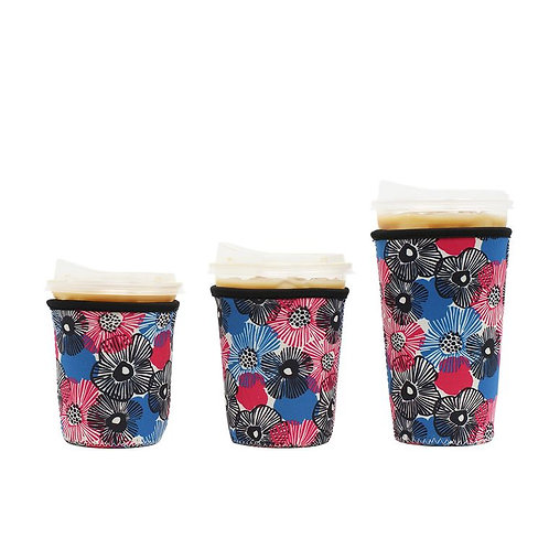 Insulated Drink Sleeve - Daisy Lane SMALL