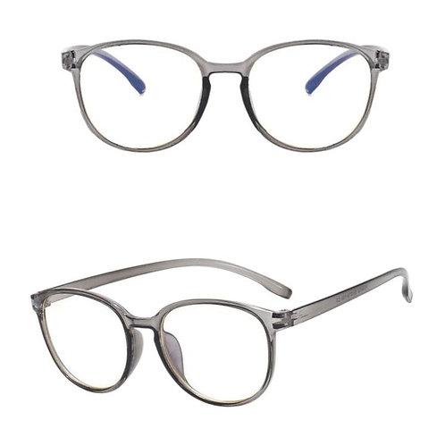 Blue Light Blocking Glasses - Grey Frame