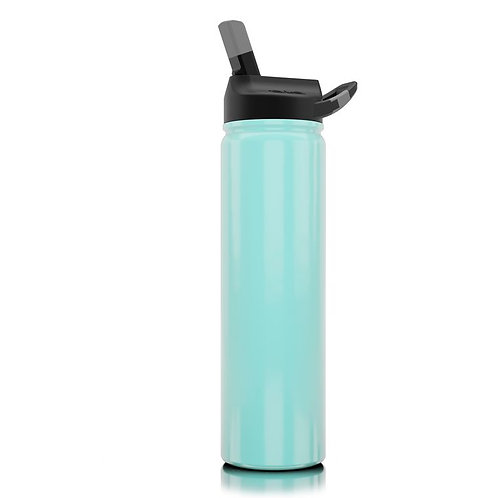 Insulated Waterbottle - Turquoise (27oz)