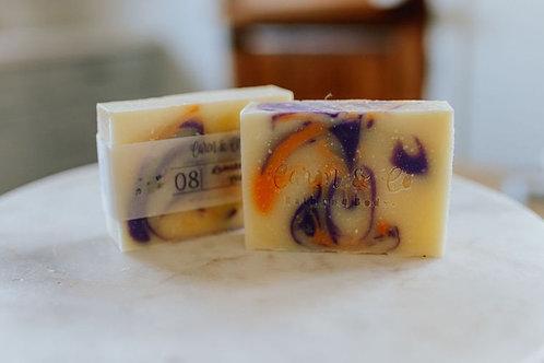 Lavender Orange Soap