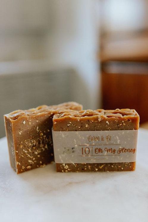 Oh My Honey Soap