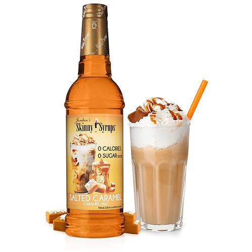 Sugar Free Salted Caramel Skinny Syrup