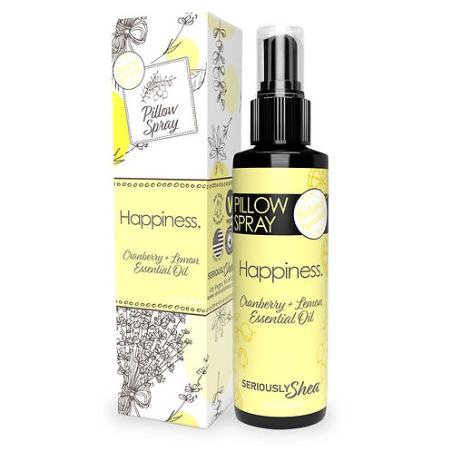 Happiness Pillow Spray