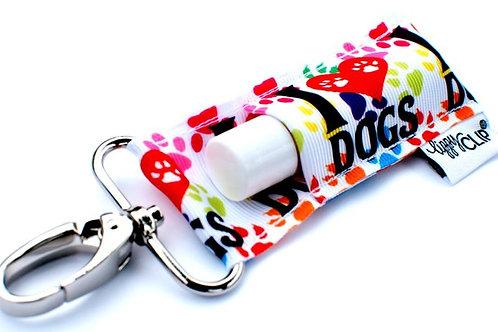 I Love Dogs Lippy Clip