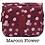 Thumbnail: Hanging Toiletry Bag - Maroon Floral