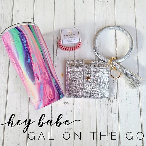 """""""Hey Babe"""" - Gal on the Go"""