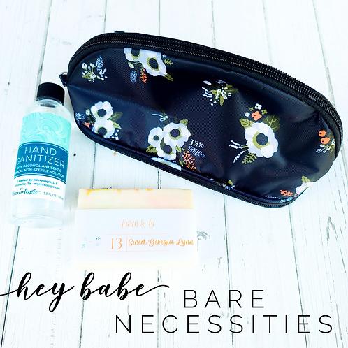 """Hey Babe"" - Bare Necessities"