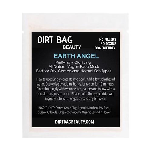 Dirt Bag Beauty Face Mask - Earth Angel
