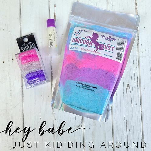 """""""Hey Babe"""" - Just Kid'ding Around"""
