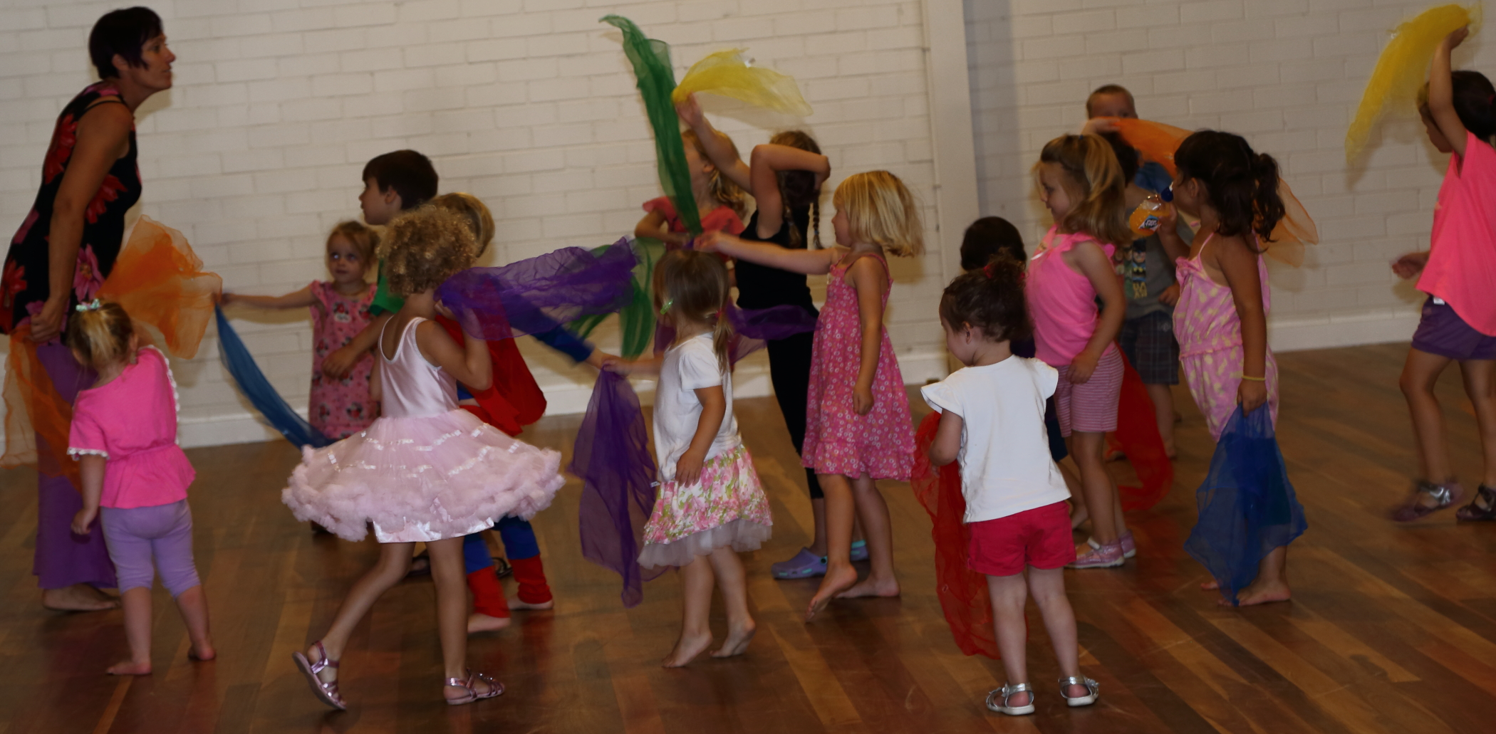 Kids Classes & Parties