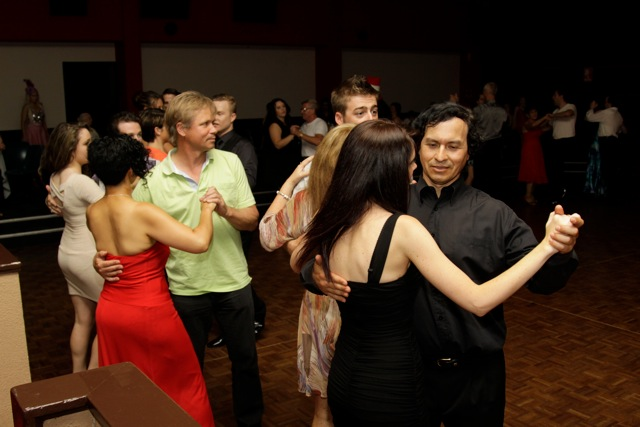 Adult Ballroom Classes