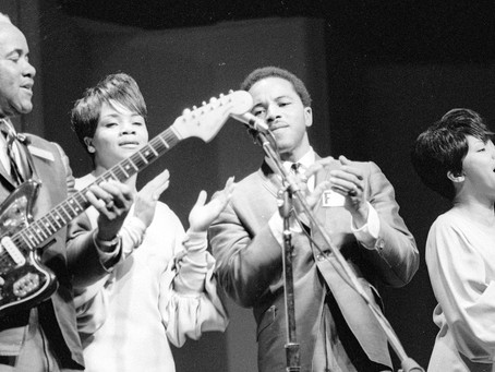 The Staple Singers Have Some Questions