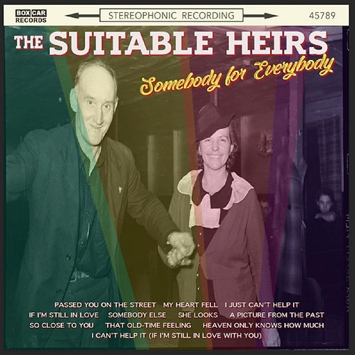 CD: The Suitable Heirs - Somebody for Everybody