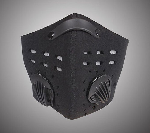 Neoprene Activated Carbon Dust Mask