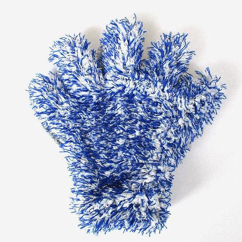 Blitz Detailing Coral Microfiber Wash Glove Mitt