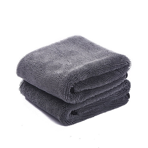 Blitz Detailing 50x60cm 600GSM Twisted Loop Microfiber Drying Towel