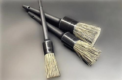 *Pack of 3* Blitz Detailing Detailing Brushes