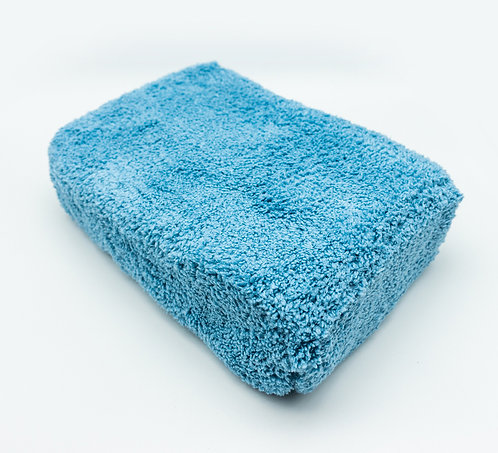 Blitz Detailing Premium Coral Microfibre Wash Mitt Pad