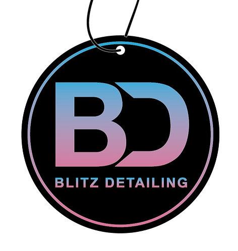 Blitz Detailing Air Freshener