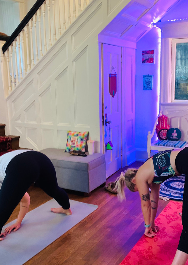 Yoga Every Damn Day