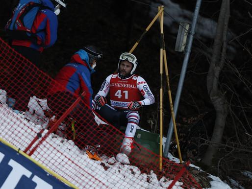 Ils utilisent DOCT'UP : Brice Roger, skieur de l'équipe de France