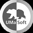 Logo UMa Soft einfarbig.png