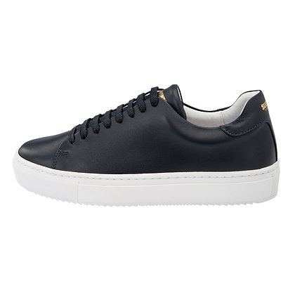 ASHTON LEATHER BLUE SNEAKER