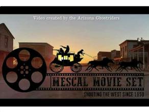 Preserve and Rebuild the Mescal Movie Set