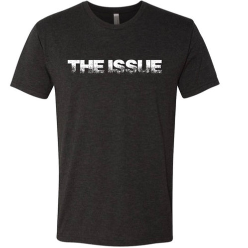 The Issue T-Shirt (Black)