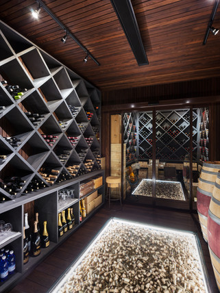 luxury cellar