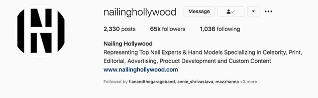 @nailinghollywood