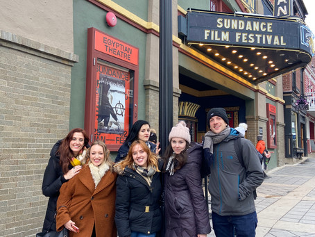 Film Festivals on a Dime