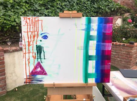 Shades of White: An Exploration of Alternative Art with Painter, Sam Grosslight