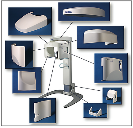 Custom Medical Enclosures and Covers