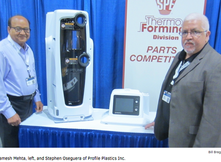 Profile Plastics - Big Winner In Thermoforming
