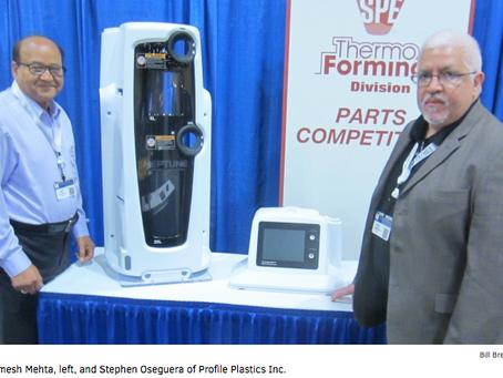 Profile Plastics - Big Winner In Thermoforming