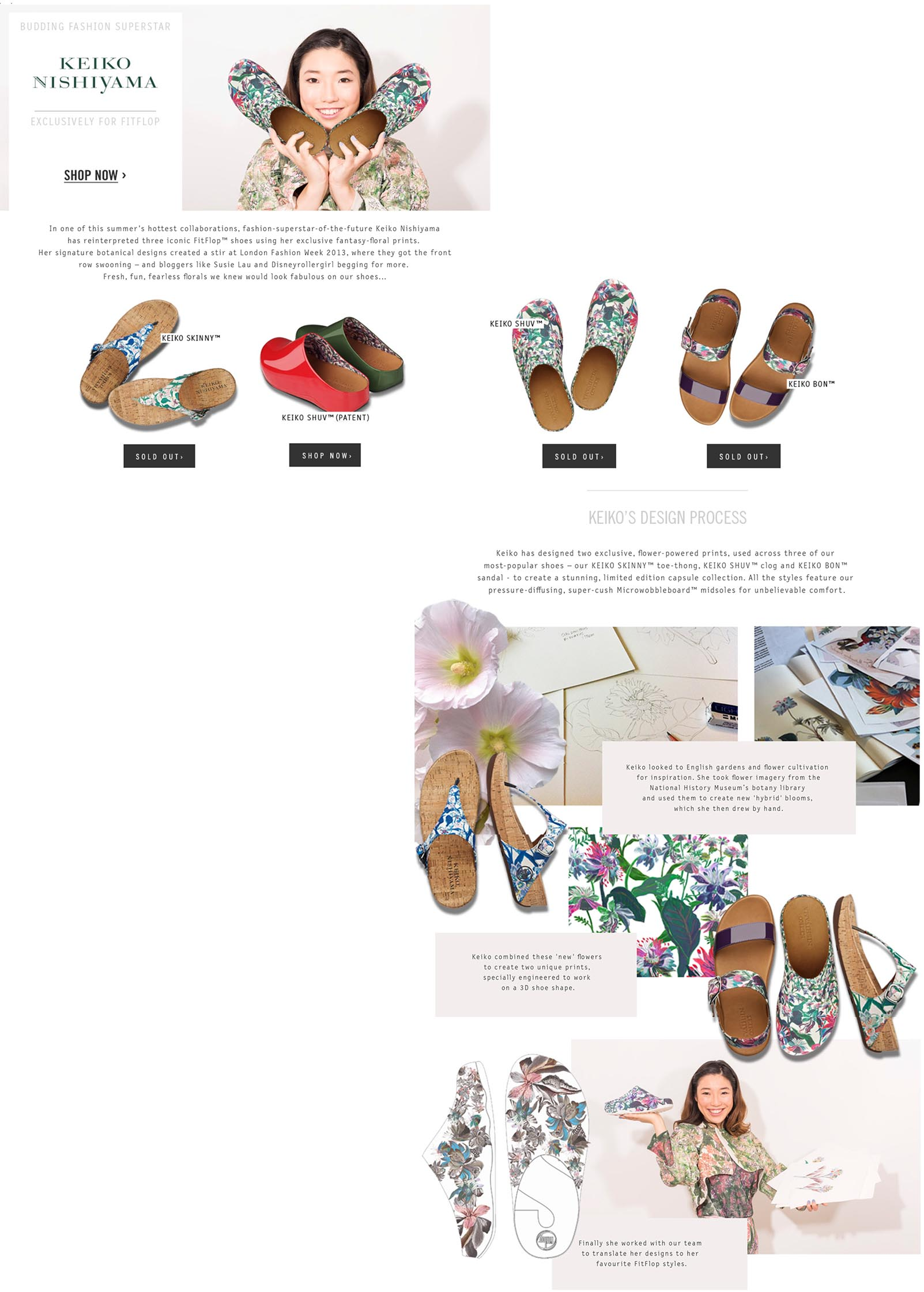 FITFLOP COLLABORATION SS14-June 2016