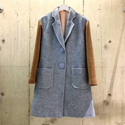 Blue Bell Tunicate Coat