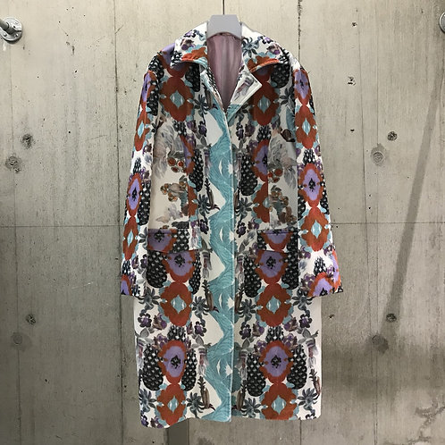 Midsummer Night's Dream Coat with Jude vine & Helocoina