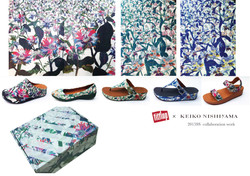 FITFLOP COLLABORATION SS14